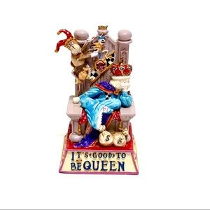 Mary Englebreit Collectible It's Good to be Queen
